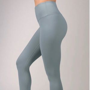 Indian Ocean High waisted ankle length leggings